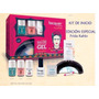 Kit Lacquer Evolution Frida Kahlo + Lampara Led+regalos