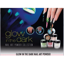 Acrilicos Glow In The Dark Mia Secret