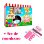 Kit Esmalte Lacquer Candy Crush 21 Dias+lampara Led Y Regalo