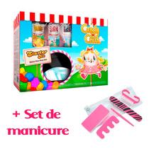 Kit Esmalte Lacquer Candy Crush 21 Dias+lampara Led Y Regalo