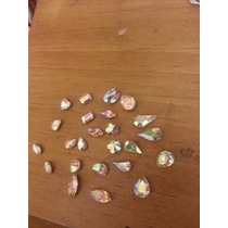 24 Piedras Tornasol De Figuras Surtidas