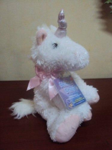 Unicornio Blanco De Peluche Bellisimo $ 235.00