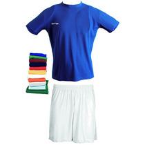 Uniforme De Futbol Basico Marca Sport Ag