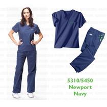 Uniforme Quirúrgico Unisex Iguanamed 5310/5450 Newport Navy