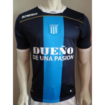 Playera D Racing Club Visitante
