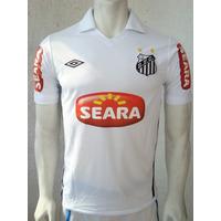 Playera D Santos De Brasil Robinho .