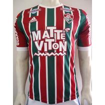 Playera De Fluminense Ronaldhinio . Espectacular
