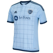 Jerseys Adidas 2016 Mls Kansas City Sporting Local Original