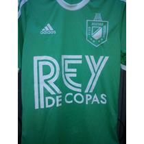 Jersey Atletico Nacional Colombia Adidas Rey De Copas Nuevo