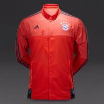 Chamarra Bayern München Anthem Jacket 2014-2015 Marca Adidas