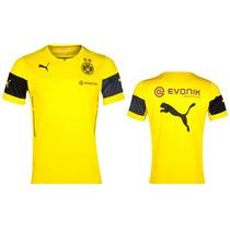 Jersey Puma Training Borussia Dortmund Talla Xl Envío Gratis