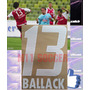 Estampado Bayer Munich #13 Ballack 02-03 , Vinil