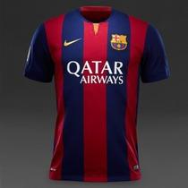 Barcelona Jersey 2014 Messi, Neymar Jr, Suarez, Xavi, Iniest