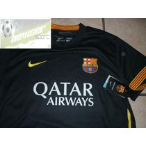 Jersey Nike Barcelona España 13-14 De Gala, Messi No Madrid