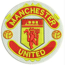 Logos Bordados Para Tu Jersy Del Manchester