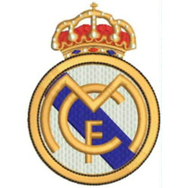Logos Bordados Para Tu Jersy Del Real Madrid
