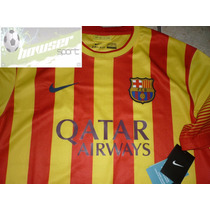 Jersey Nike Barcelona D España Messi 2014*no Clones*talla Xl