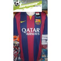 Jersey Nike Barcelona España 14-15 Local Barca No Clones