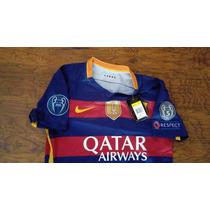 Jersey Nike Barcelona 2016 Champions League Local Neymar