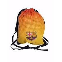 Mochila Tipo Morral Del Barcelona En Oferta