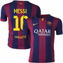Playera Loca Visita #10 Messi Niño Adulto Nike Original
