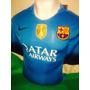 Jersey Del Barcelona Azul 2016