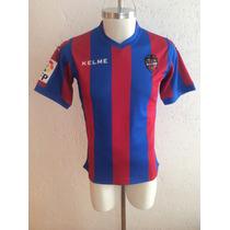 Jersey Levante España Local Temporada 2013-2014 Marca Kelme
