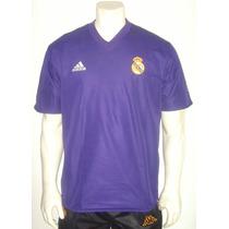 Playera Real Madrid Zidane - 2002 / 2003 Doble Tela