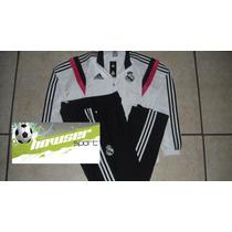 Conjunto De Pans Adidas Real Madrid 100% Original 14-15