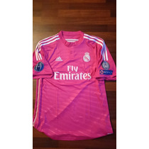Jersey Adidas Real Madrid 2015 Visita Champions Original