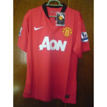 Jersey Nike Manchester United 2013 - 2014