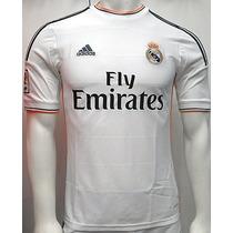 Jersey Real Madrid 2013-2014 Local ¡original! Ultimas Piezas