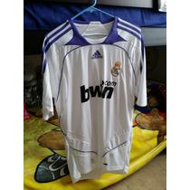 Real Madrid 2007/2008 Talla L (no Cristiano Ronaldo)