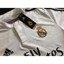 Jersey Real Madrid 2014 Talla L Adidas