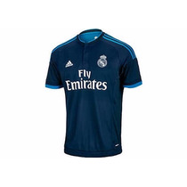 Jersey Adidas Real Madrid 100% Original 2016 Gala *no Clones