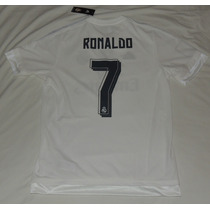 Jersey Real Madrid Local 15/16 Cristiano Ronaldo 7 Adidas