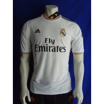 Playera Real Madrid Local 2013 / 2014