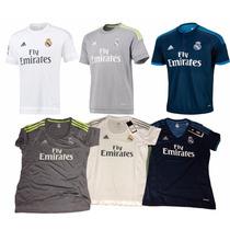 Jersey Real Madrid 2015-2016 100% Original Envio Inmediato