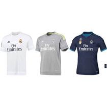 Jersey Real Madrid 20015 2016 100% Original Adidas