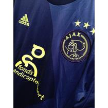 Jersey Adidas Ajax Fc, Climacool, Temporada 14-15, Xl Junior