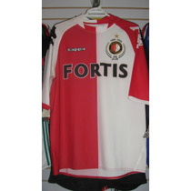 Playera Kappa Del Feyenoord De Holanda Talla S