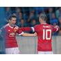 Jersey Manchester United Local 2015-16 Rooney Adizero