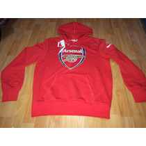 Sudadera Original Puma Del Club Arsenal