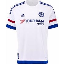 Chelsea Jersey Visita 2015-2016 Hazard, Pedro, Oscar, Costa