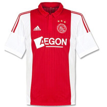 Jersey Ajax Holanda Adidas Original Local 2014-15