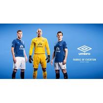 Jersey Everton Local 2015 Umbro Inglaterra S Y M