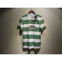 Jersey Nike Celtic Glasgow Escocia Local 13-14 Nueva Ucl