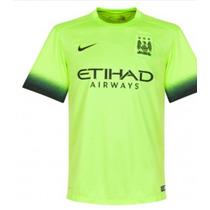 Jersey Nike Manchester City 3era 2015-16 Original