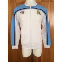 Chamarra Poly Trackjacket Manchester City 2010-2011 Umbro