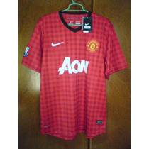 Jersey Nike Manchester United 2012 - 2013